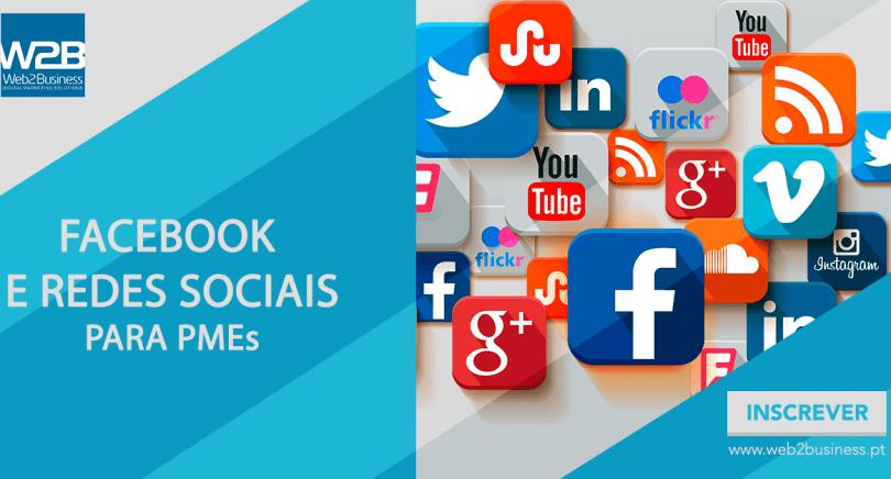 aa5b3010a5 Curso online Facebook e Redes Sociais para PMEs